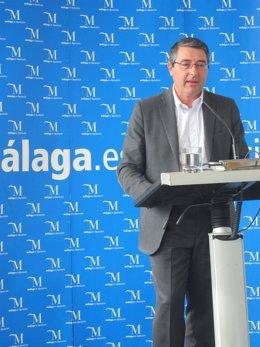Francisco Salado, En La Comparecencia Previal Al Pleno De Abril