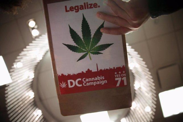 Campaña a favor del cannabis