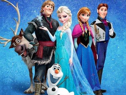 La banda sonora de Frozen vende más de 4 millones de copias en Estados Unidos