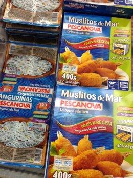 Recursos de Pescanova