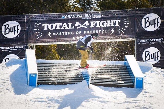 Total Fight en la estación de esquí de Grandvalira
