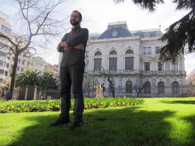 Candidatura de Podemos a las Autonómicas. Emilio León.