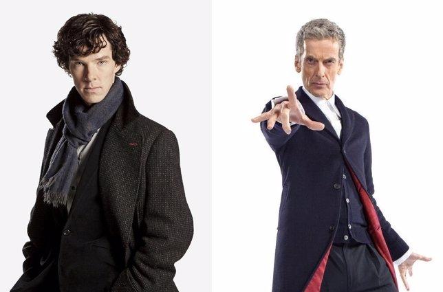 ¿Crossover Entre Sherlock Y Doctor Who?