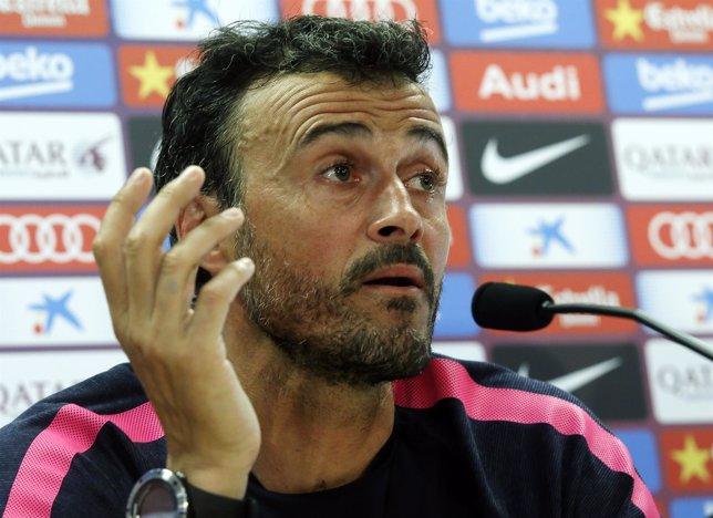 FC Barcelona Luis Enrique