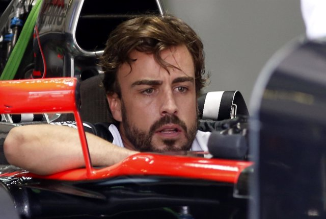 Fernando Alonso Malasia