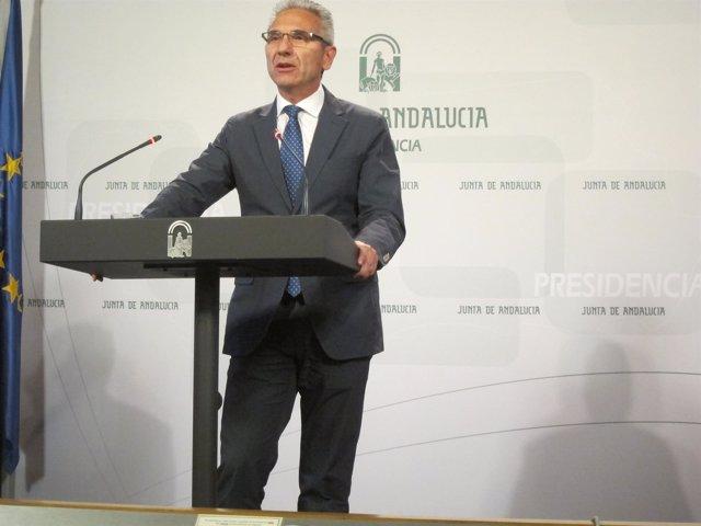 Manuel Vázquez, hoy en San Telmo.