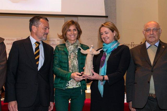 A directora de Turismo de Galicia, Nava Castro Domínguez, participará, xunto co