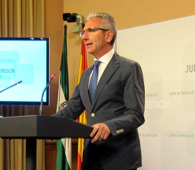 Miguel Ángel  Vázquez. Hoy en Sal Telmo.