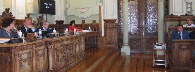Pleno del Ayuntamiento de Valladolid correspondiente a abril de 2015