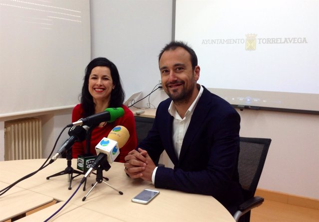Javier López Estrada y María Castillo