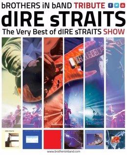 La banda tributo a Dire Straits actúa este viernes en Escenario Santander