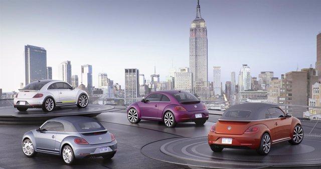Volkswagen Beetle prototipos
