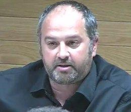 Javier Santos IU Getafe