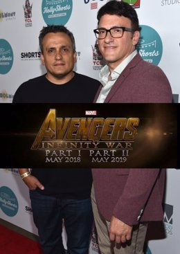 Joe Russo y Anthony Russo