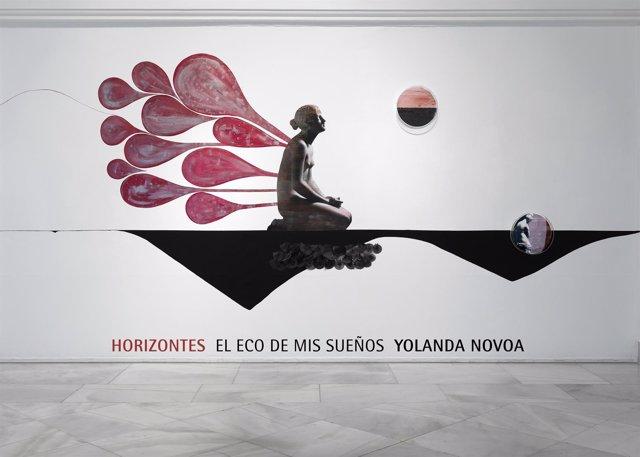Catálogo de la exposición de Yolanda Novoa