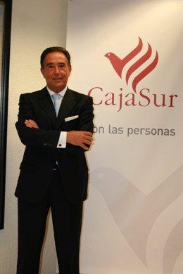 El pte de CajaSur Banco, Miguel Ángel Cabello