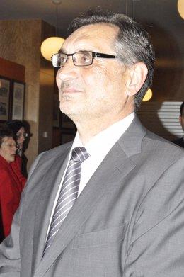 El director general de GM España, Antonio Cobo.