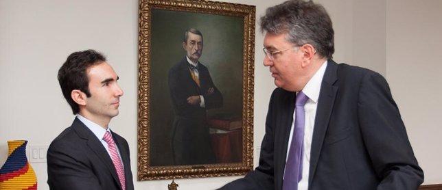 Michel Janna, nuevo vicepresidente financiero de Ecopetrol