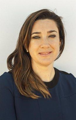 La candidata del PP a la Alcaldía de Marchena, Esther Álvarez Vargas