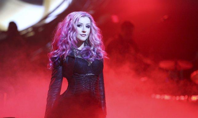 Christina Aguilera hace su debut en Nashville