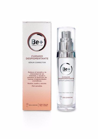Be+ (Cinfa) lanza un sérum que disminuye las manchas y previene la aparición de irregularidades cromáticas