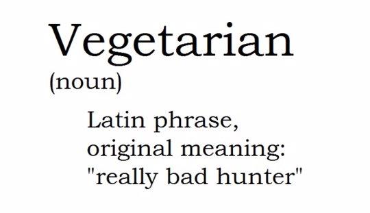 El 'verdadero' significado de 15 palabras que usamos a menudo