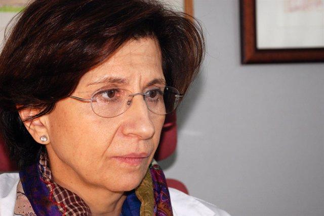 Carmen Antúnez, directora de la Unidad Regional de Demencias de la Arrixaca