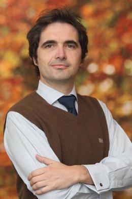 El investigador de la UN Francisco Güell.