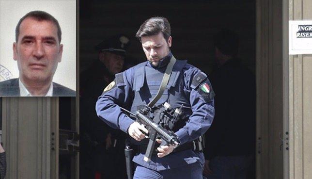 Detienen a un hombre, Claudio Giardiello, por el tiroteo en Milán