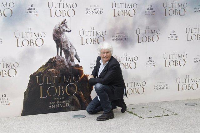 Jean-Jacques Annaud presenta El último lobo