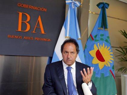 """Scioli apuesta por un """"cambio gradual"""" para llegar a la Presidencia argentina"""