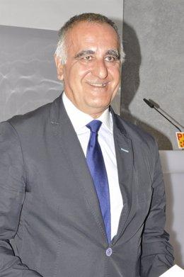 El secretario de la Comisión de Listas del PAR, Clemente Sánchez-Garnica.