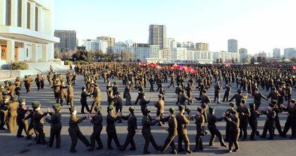 Voluntaria estadounidense en Corea del Norte llega a China tras ser deportada