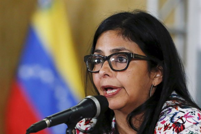 Canciller Venezuela, Delcy Rodríguez