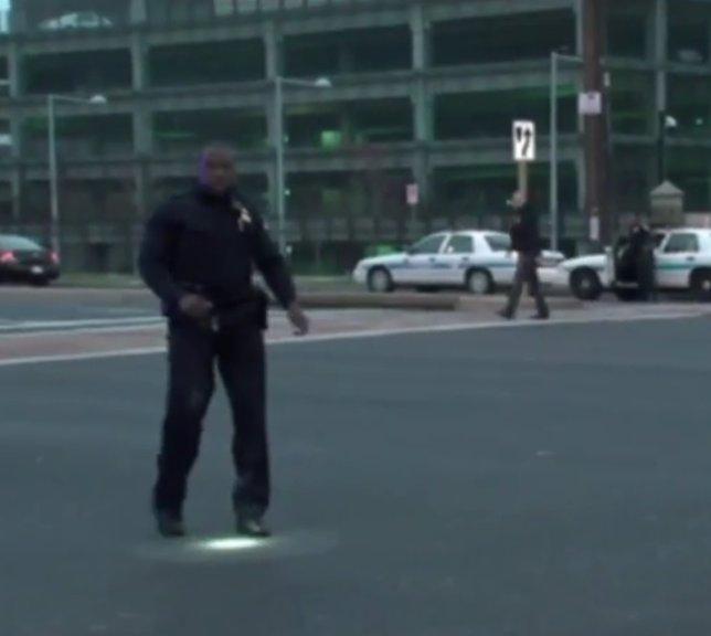 Matan a un guardia de seguridad en Maryland