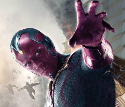 Llega el póster de Visión en Vengadores: La era de Ultrón