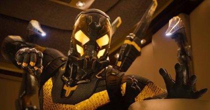 Ant-Man: Primera imagen del villano Yellowjacket