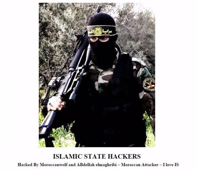 Pior site brasileiro é hackeado pelo Estado Islâmico
