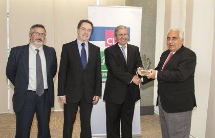 RSC.-Grupo CLH otorga el premio 'Cero accidentes' 2015 a la empresa Millecasa