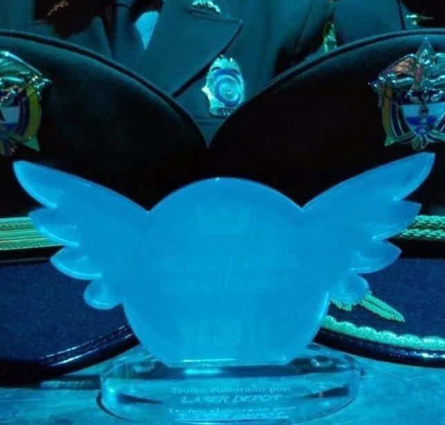 Policía de Colombia recibe premios Twitter
