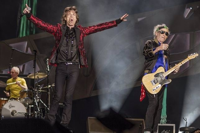 The Rolling Stones en Madrid