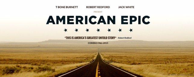 Jack White, Robert Redford y T Bone Burnett producen American Epic