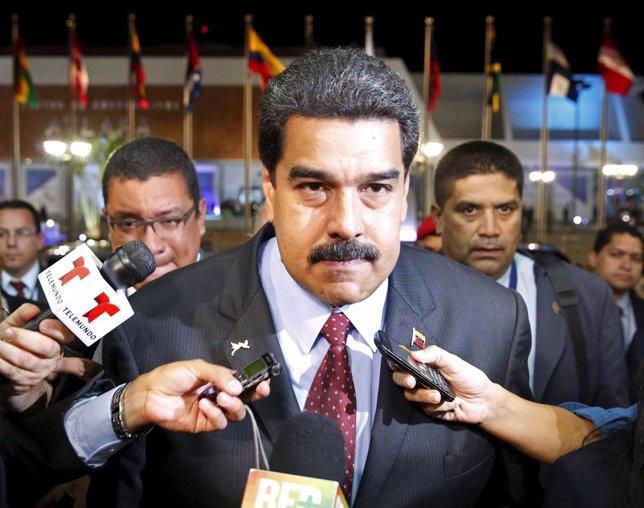 Niclás Maduro