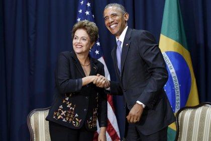 Rousseff visitará Estados Unidos el próximo mes de junio