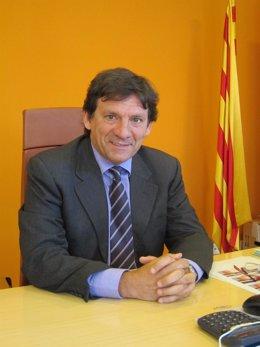 El director de Trànsit Joan Josep Isern