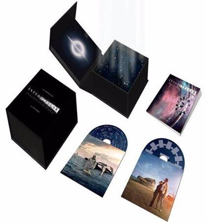 La banda sonora de Interstellar, en edición de lujo