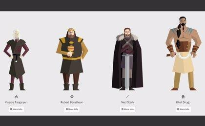 Juego de tronos: Guía ilustrada con todas las muertes de la serie