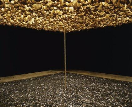 Vik Muniz y Cildo Meireles, estrellas de la exposición 'Made in Brasil' en Río de Janeiro