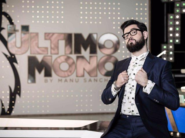 Manu Sánchez estrena programa en La Sexta con 'El último mono'