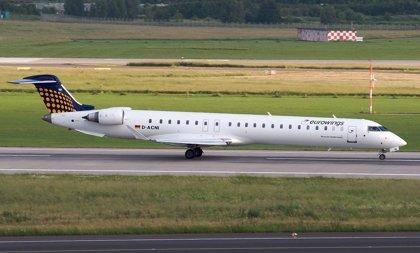 Avión de Germanwings es evacuado tras amenaza de bomba